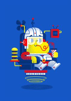 Future Armchair on Behance