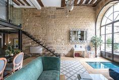 Un duplex dans un ancien hôtel particulier à Paris - PLANETE DECO a homes world