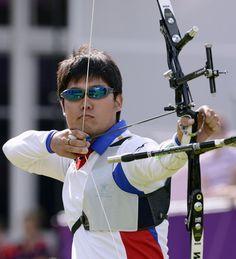 Takaharu Furukawa - London Olympics Archery