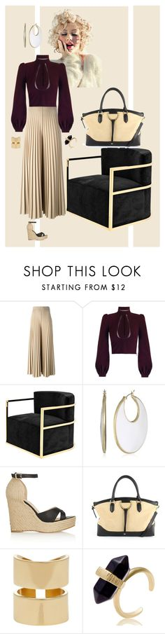 """""""Untitled #45"""" by irena-matotek ❤ liked on Polyvore featuring Givenchy, Eichholtz, Kenneth Cole, Paloma Barceló, London Fog and Jennifer Fisher"""