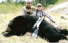 Coastal Black Bear Hunts in Alaska - Vessel Based