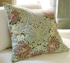 "Daisy Pillow Cover, 24"" #potterybarn"