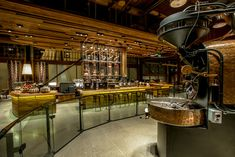 Starbucks Reserve Roastery and Tasting Room in Seattle #coffee
