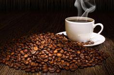 Кофе Чашка Зерна Еда