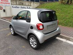 Km0 Smart fortwo gris