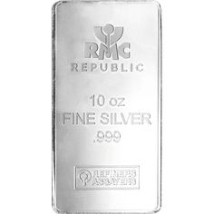 The Great Wall Design NEW! 10 grams .999 Fine Solid Silver Bullion Bar