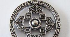 Orientalischer Ohrring aus Indien. Zartes Design Fair Trade, Brooch, Green, Jewelry, Indian, Oriental Design, Jewlery, Jewerly, Brooches