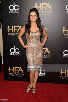 Actress Danica McKellar attends the 19th Annual Hollywood Film Awards at The Beverly Hilton Hotel on November 1, 2015 in Beverly Hills, California.