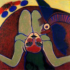 Maher Art Gallery: Corneille (1922-2010) Belgium