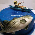 fish birthday cake ideas beautiful design fishing birthday cake impressive idea best 25