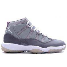 Authentic 378037-001 Air Jordan Retro 11 (XI) Cool Grey Medium Grey White Cool Grey
