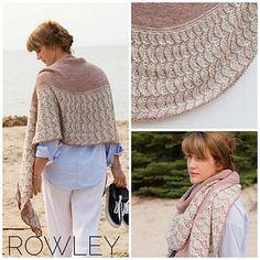 Rowley pattern by Melissa Schaschwary