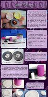 Polymer Clay Bowl Tutorial by `Talty on deviantART