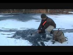 Ice Fishing (Tips and Tricks Part 1)