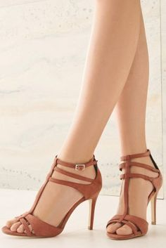 Caged Sandals from Next
