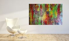 Tapestry, Creative, Colors, Youtube, Home Decor, Art, Modern Pictures, Modern Paintings, Canvas Frame