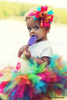 Every little girl needs a tutu!