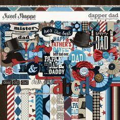 Dapper Dad by Shawna Clingerman