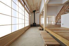 大町の家   施工事例   八ヶ岳・長野・山梨・群馬・関東で自然素材の注文住宅なら工務店「アトリエデフ」