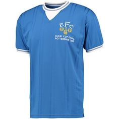 85d7b34218c Everton 1985 European Cup Winners Cup Final Shirt. Manchester United  ChelseaEuropean CupRetro ...