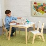 Kids Modern Table Chair Set