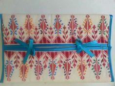 palestinian Embroidery تطريز فلسطيني Cross stitch