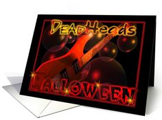 Happy halloween general greeting card universe now you can order from greetingcarduniverse general humor card dead heads halloween greeting card buy for 300 at http m4hsunfo
