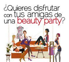 ¿Te apetece una beauty party de cuidado facial gratuita? Reúnes a 3-4 amigas y la hacemos donde tú quieras (en la provincia de Alicante)