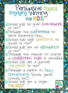 Teacher Approved Organizing Persuasive Writing with Color (Guest Post by Hannah Braun) Writing Lessons, Writing Resources, Teaching Writing, Writing Activities, Writing Ideas, Writing Topics, Writing Services, Teaching Tools, Writing Images