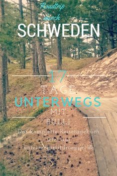 17 days on the road with the Bulli – our trip to Sweden in numbers - Van Life Camping Europe, Camping List, Camping Places, Camping And Hiking, Places To Travel, Camping Meals, T6 California, Southern California, Travel Tags