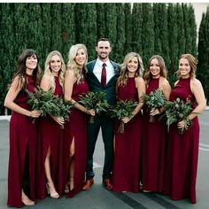 Trendy Wedding Themes Fall November – Wedding Tips & Themes November Wedding Colors, Fall Wedding Colors, Burgundy Wedding, Red Wedding, Spring Wedding, Wedding Bells, Wedding Vintage, Vintage Pink, Wedding Flowers