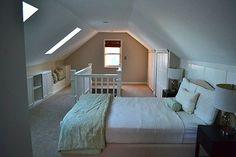 Converting Attic into Bedroom
