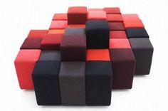 Do-Lo-Res modular sofa | Ron Arad