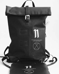 Boris Bidjan Bag, Backpack