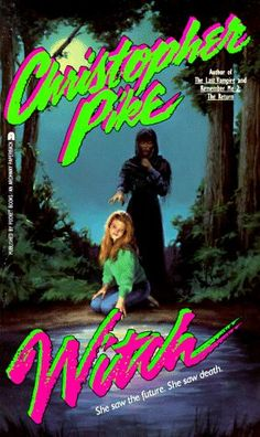 Witch by Christopher Pike (First book by Christopher Pike that I've read)