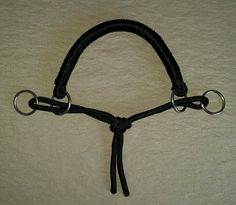 *NEW* Rope Hackamore Bitless attachment for normal bridles*NEW* in Sporting Goods, Equestrian, Horse Wear & Equipment | eBay