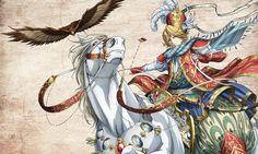Desvelado el staff y casting para el anime de Shoukoku no Altair