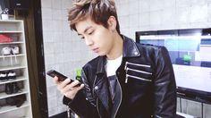 Jin pre-debut