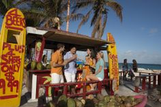 Junkanoo Beach, Nassau Paradise Island, The Bahamas