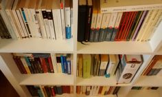 "Mi ""aparador"" de libros"