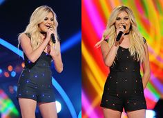 Kelsea Ballerini performs on stage at the 2016 American Country Countdown Awards at The Forum on May 1, 2016 in Inglewood, California.