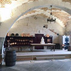 Ô Mon Château !   Les cuisines d'Antonin Carême au château de Valençay