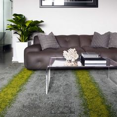 Urban Nature Area Rugs | FLOR Modern Carpet Tiles