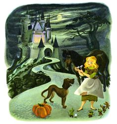 Cinderella art by Mary Blair. This is exactly the pictures that were in my Disney books as a kid. Cinderella Art, Walt Disney Cinderella, Disney Magic, Disney Concept Art, Disney Fan Art, Disney Love, Mary Blair, Jim Henson, Disney Artists