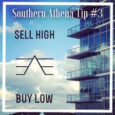Know your market. You can't make any money if you buy in an inflated market or sell after a downturn #southernathenatips #Nashville #investing #realestate #CRE #realtor