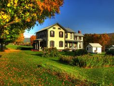 Love country houses