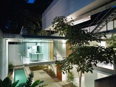Casa en Carapicuiba (4) - Angelo Bucci