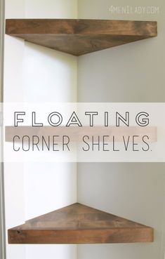 Corner shelves a smart small space solution all over the house 13 stylish diy shelves ideas you can build yourself solutioingenieria Choice Image