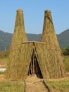 Geumgang Dialogue, Herbert V. Parker: Bamboo