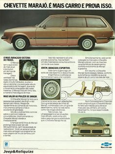 Chevrolet Chevette Marajó - adv Brasil  ◁ ۞	  https://de.pinterest.com/eriksfotoos/cars-advertising-sales-brochures-depliants-prospek/